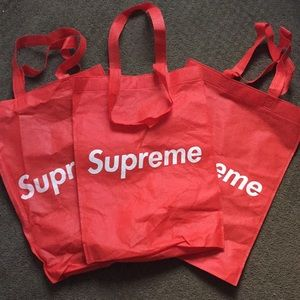 Cloth Supreme bags